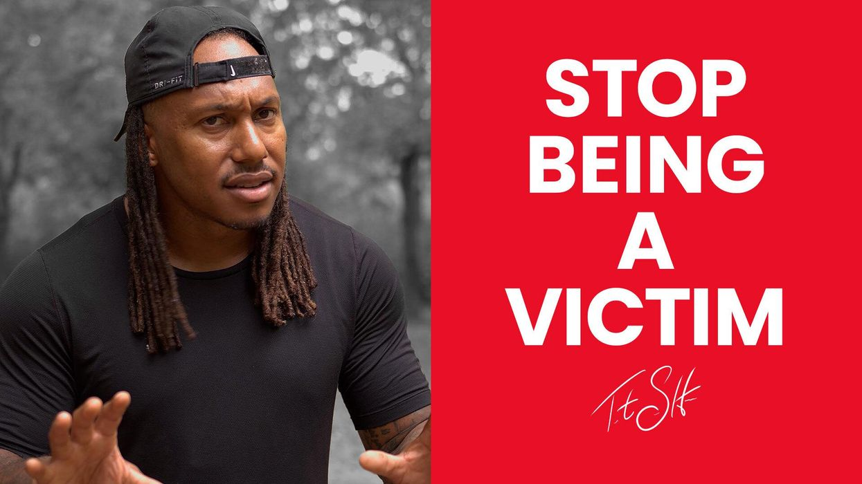 Stop Being a Victim in Your Own Life