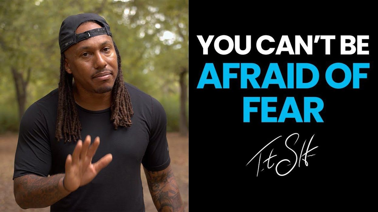 Why I Stopped Fearing Fear