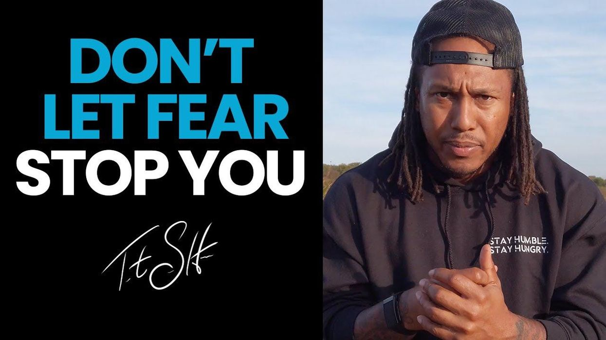 Three Steps To Overcome Fear