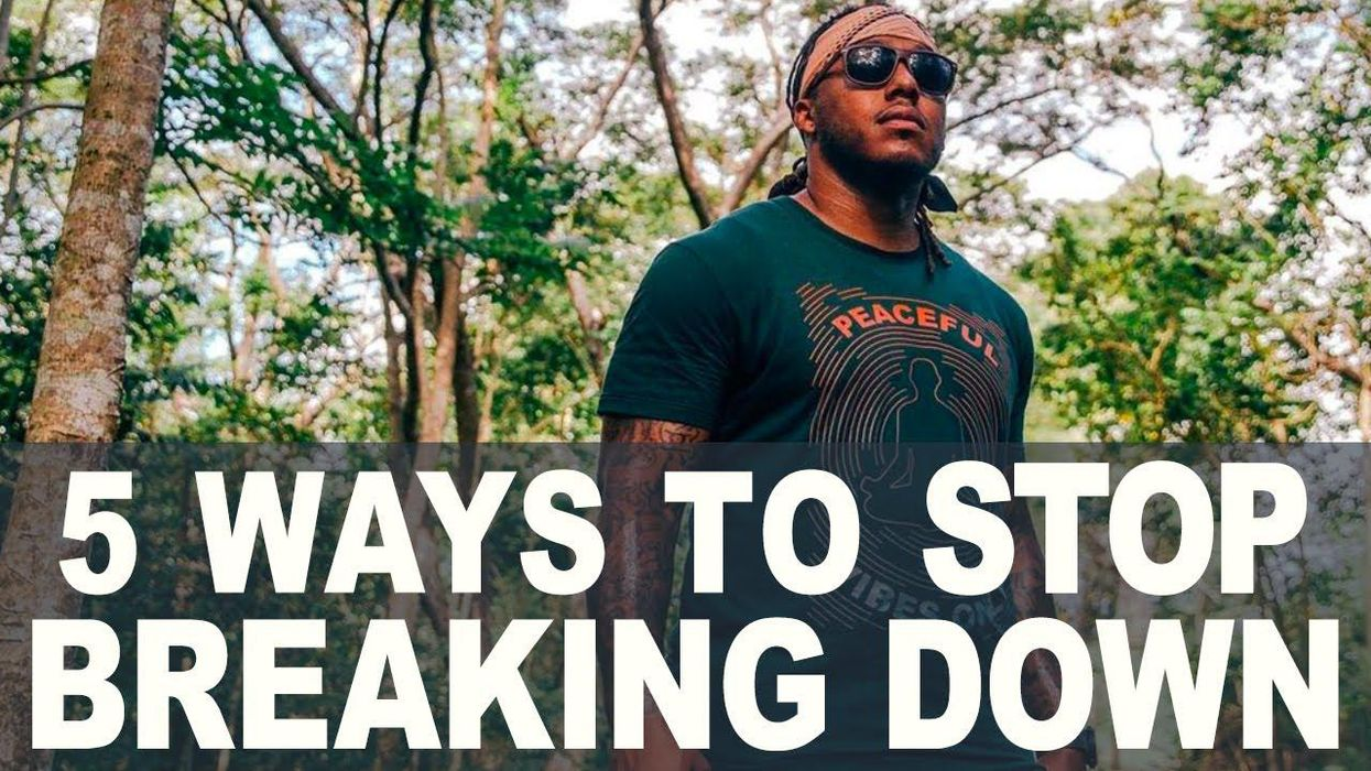 Five Steps To Stay Focused