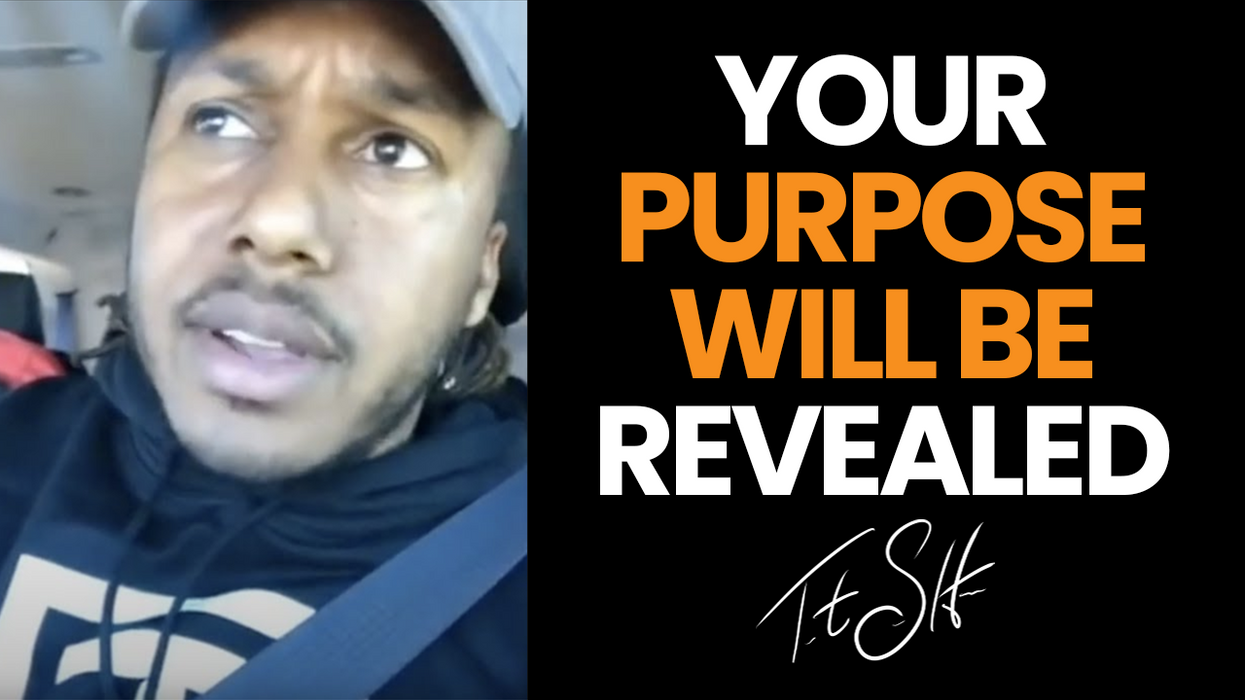 Your Purpose Will Be Revealed