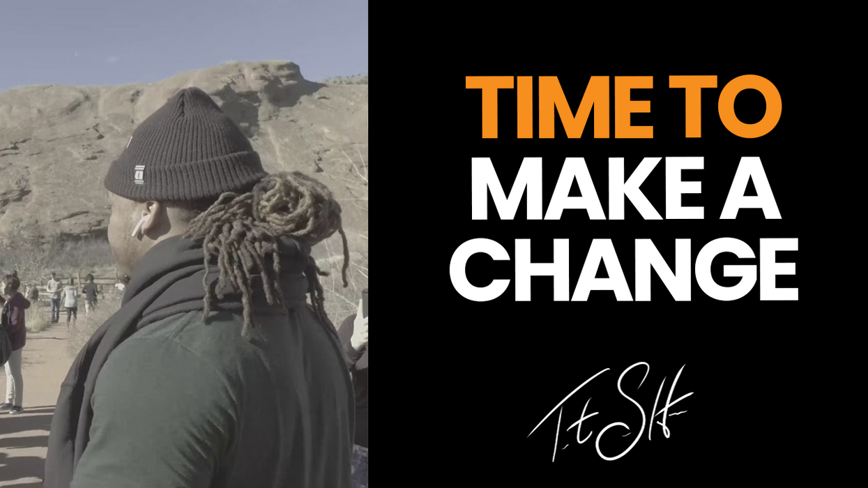 Time To Make Some Changes In Your Life