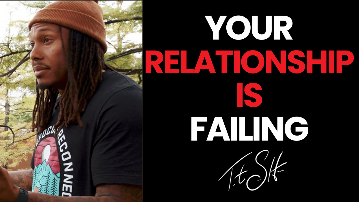 Why Your Relationship is Failing