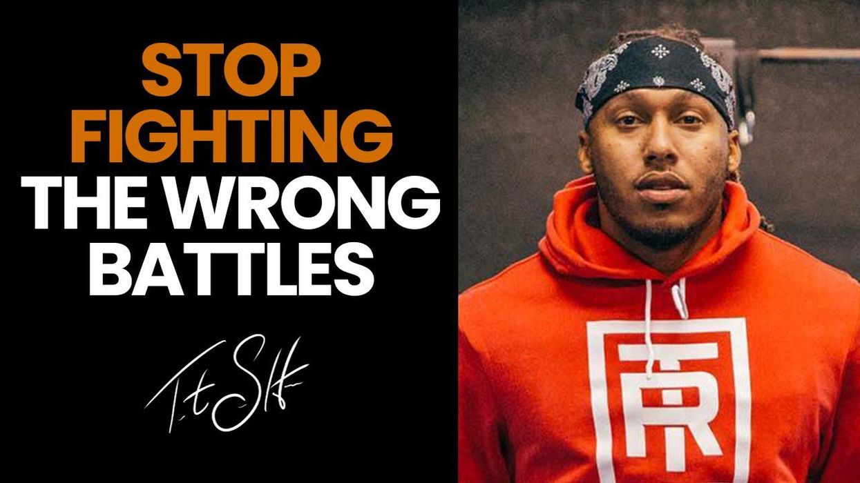 Stop Fighting the Wrong Battles