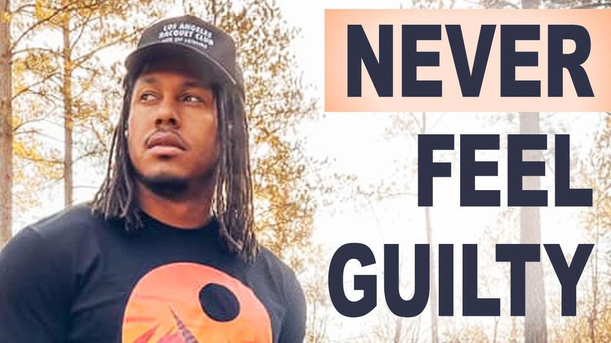 Why You Should Never Feel Guilty