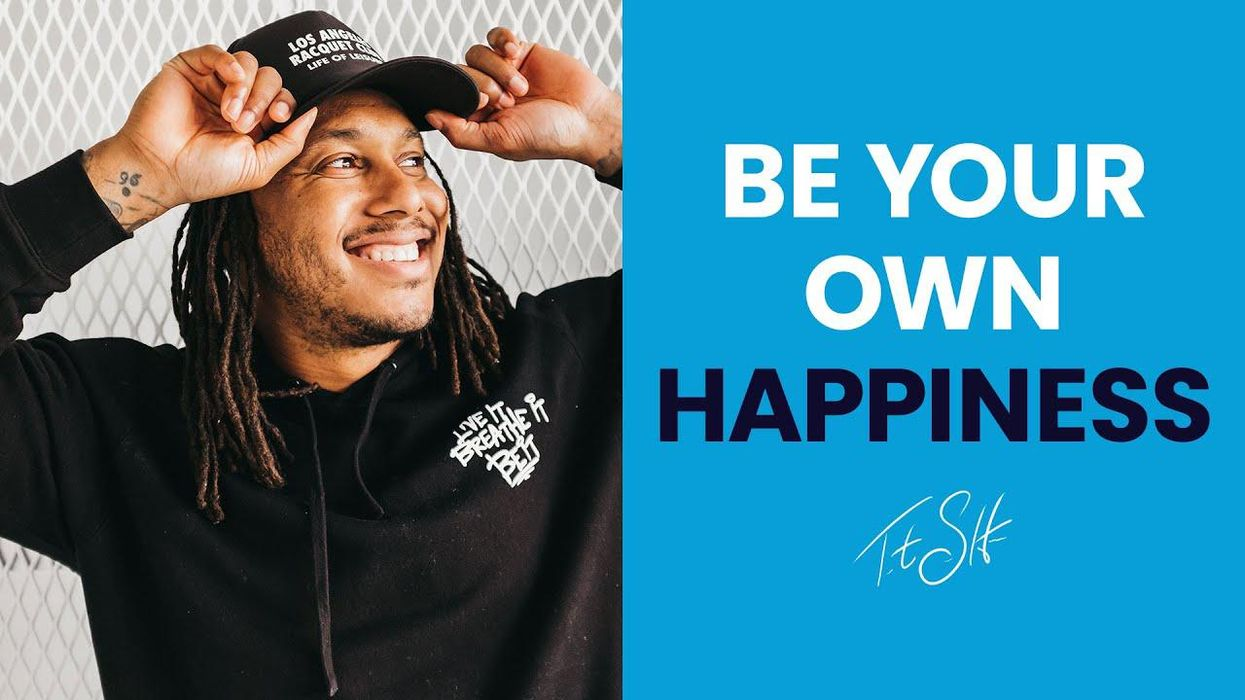 Why You Need to Make Yourself Happy