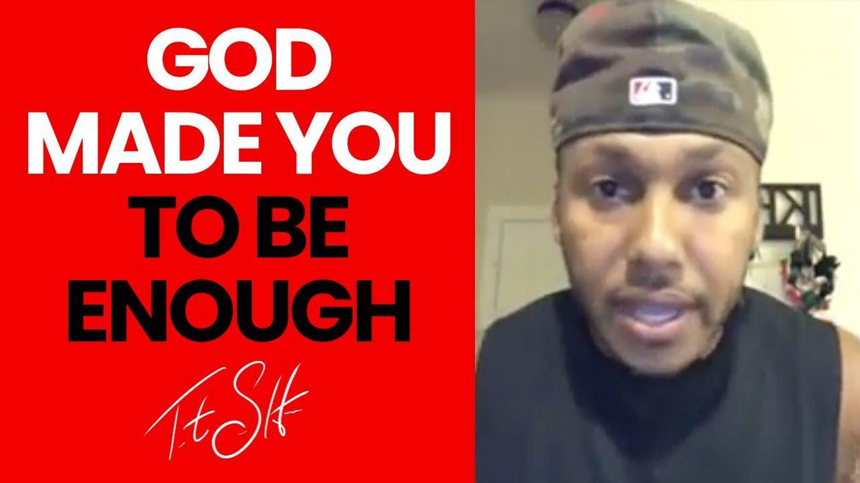 God Made You to Be Enough