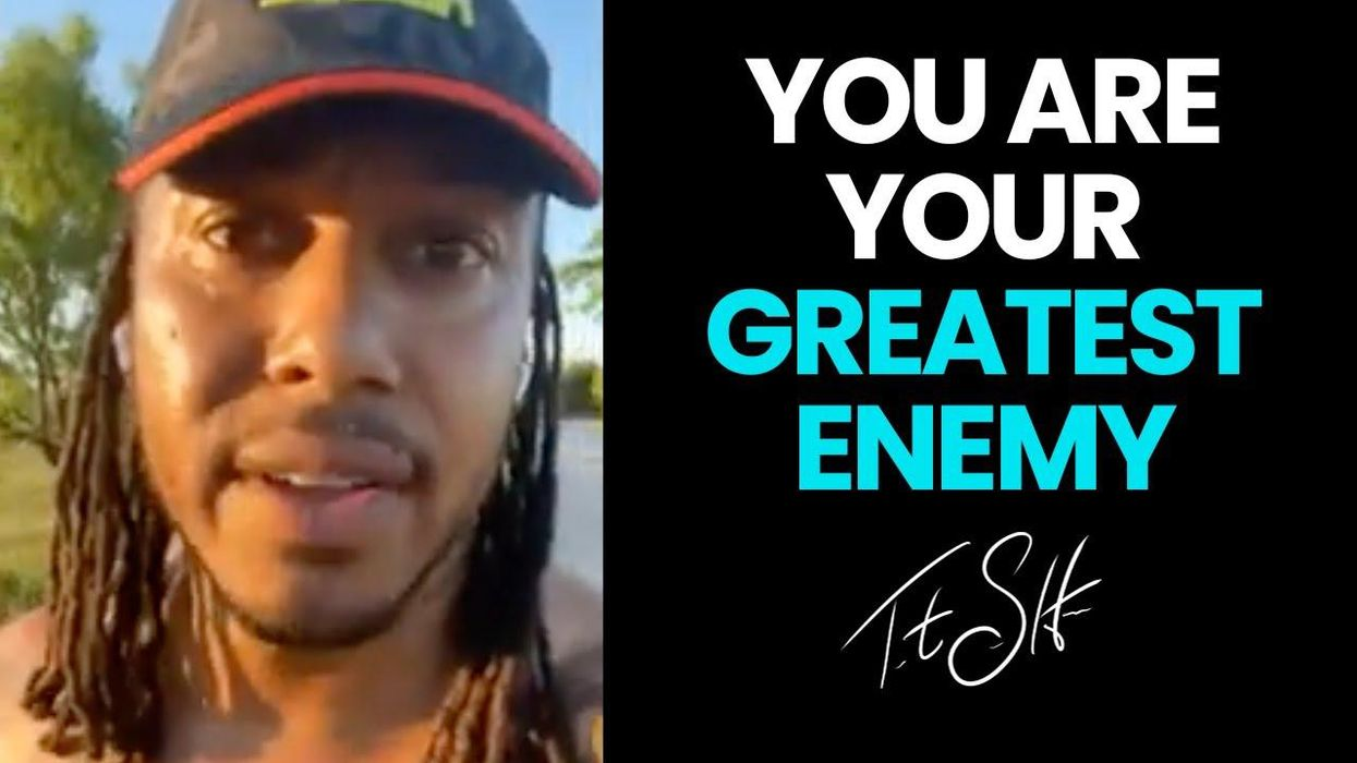 You are Your Greatest Enemy