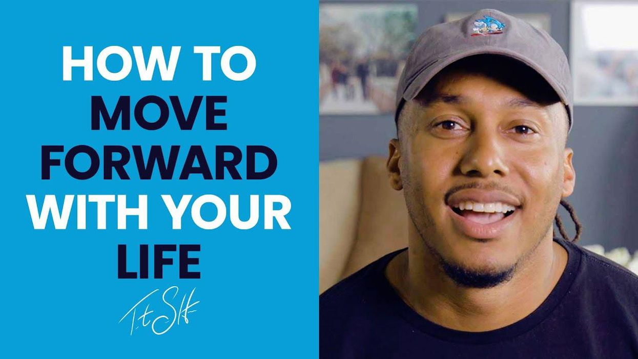 How To Move Forward With Your Life