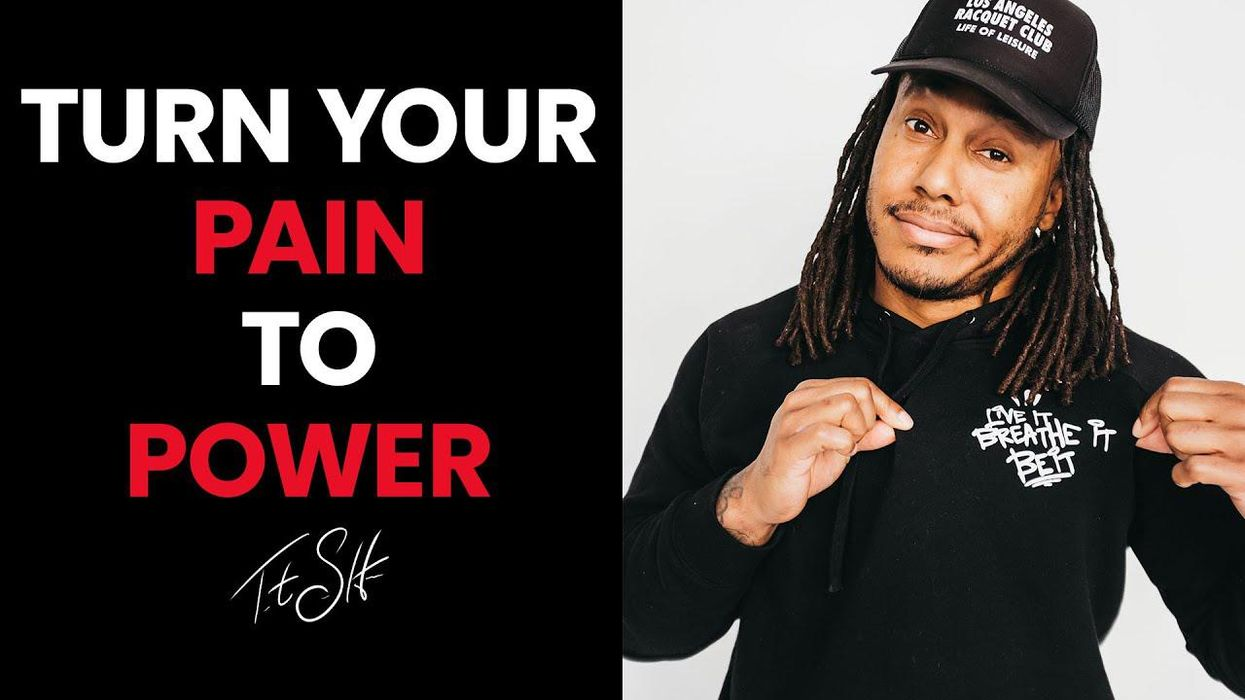 Turn Your Pain To Power