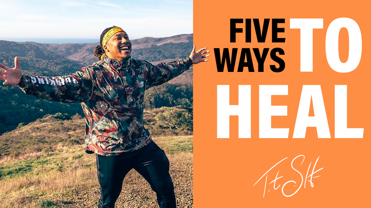 5 Ways to Heal Your Pain